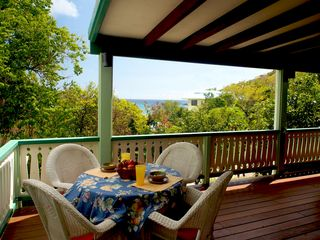 Fish Bay cottage photo - Outdoor Dining
