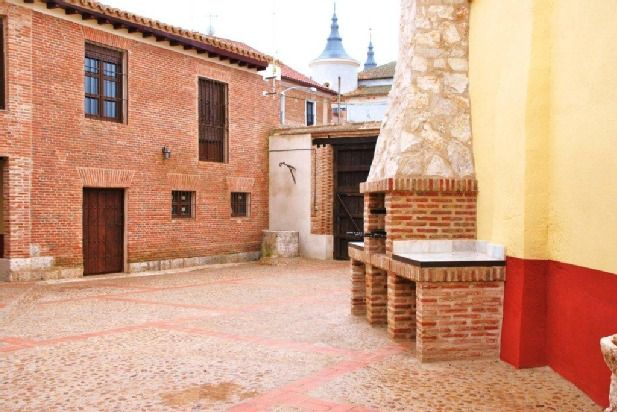 Self catering La Casona de Tia Victoria for 60 people