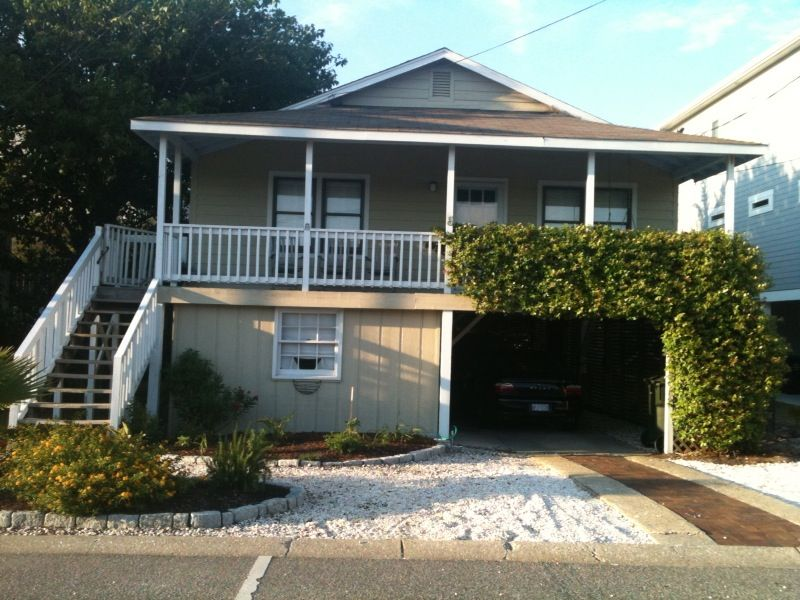 Wrightsville Beach Vacation Rental VRBO 460389 2 BR Southern Coast Cottag