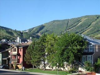Old Town townhome photo - View of Sunflower and Park City Resort