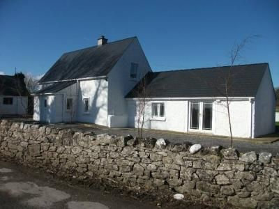 Relax at our restored stone cottage. From here, visit and enjoy most of Ireland.