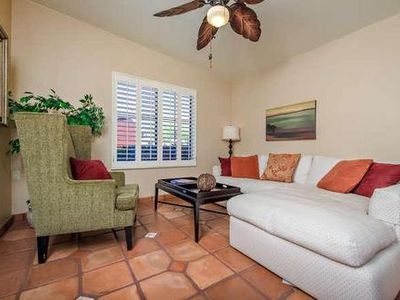 La Quinta house rental - SITTING ROOM