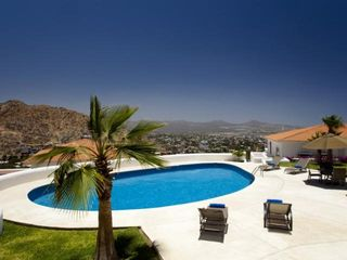 Cabo San Lucas condo photo - Take a Dip in the Main Pool and Enjoy Your Margarita... Just a 30 Second Walk !!