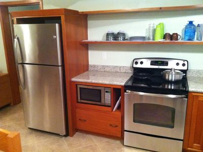 Brand new appliances
