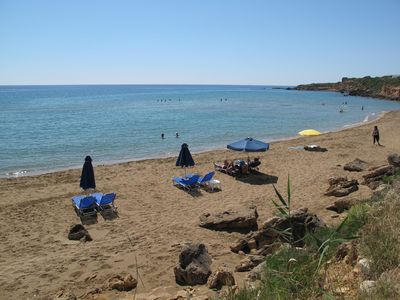 Sarlata villa rental - Ammes one of the local beaches