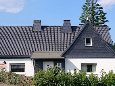 Charming holiday home in Winterberg-Long Meadow, right at the Rothaarsteig