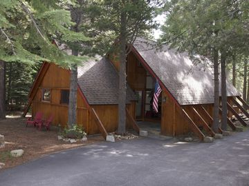 Chambers Landing house rental - Modified A-Frame with lots of Tahoe charm