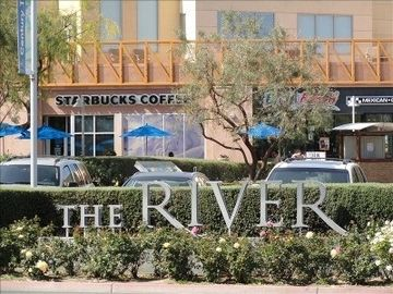 """THE RIVER MALL"" HAS EVERYTHING FOR GUESTS TO SHOP & EAT 7 JUST HAVE FUN..."