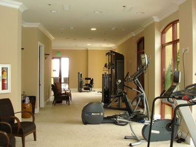 Blue Mountain Beach condo rental - Weight Room - State of the Art with Cardio
