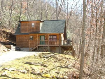 Lake Nantahala chalet rental