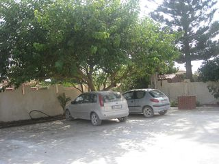 Pachino villa photo - .Ample parking in court yard.