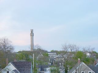 Provincetown condo photo - Pilgrim Monument View from roof deck