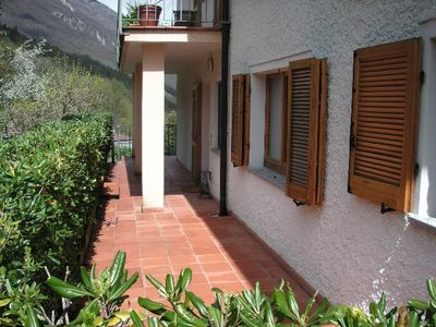 Tasteful 2 bedroom apartment in a small residence above Cannobio ...