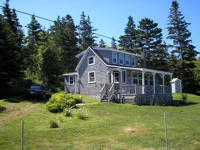 Nova Scotia Cottage - Bay of Fundy Views and Forest Trails