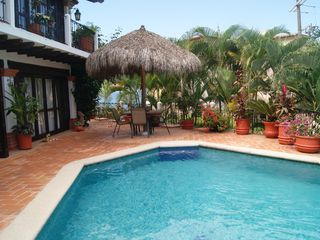 Puerto Vallarta villa photo - Private Pool and Terrace