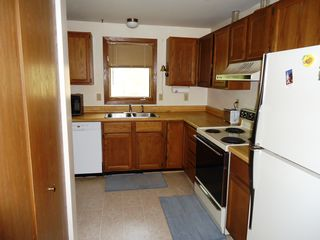 Bellaire / Shanty Creek condo photo - full kitchen