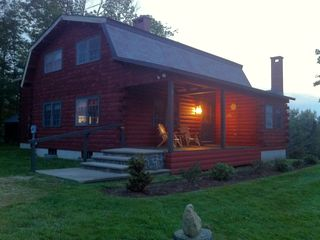 Jackson house rental - Cozy but very large log cabin