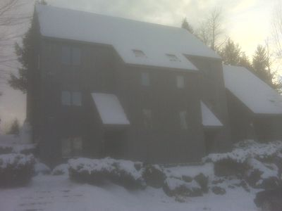Killington Mountain View Condo