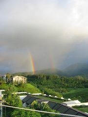 Princeville condo photo - Princeville rainbow