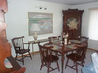 Crystal Lake condo photo - Front Dining Room