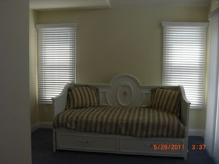 Seaside Heights townhome photo - Bedroom