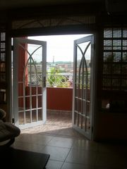 Arecibo house photo - French doors leading to balcony