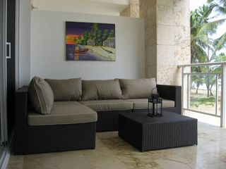 Punta Cana condo photo - Private 300 square foot Terraza