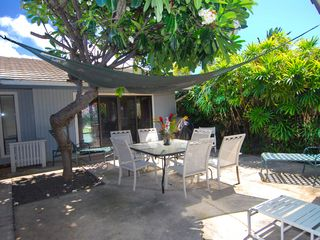 Poipu house photo - Courtyard