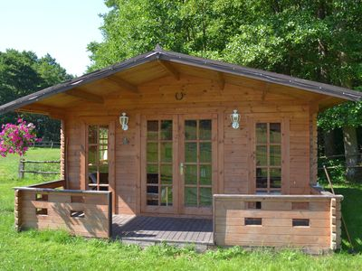 Holiday Nature view + cabin (max 5 pers..) - Nature and adventure F 111