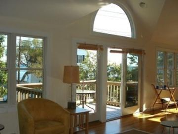 Provincetown house rental - Enjoy summer at the beach - or on the deck