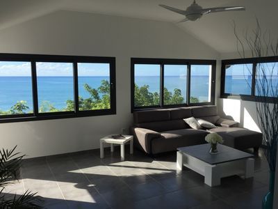 F3 apartment - 65 m2 luxury extraordinary views of the Indian Ocean