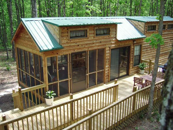 Lofted Cabin In Woods Cumberland Plateau Vrbo