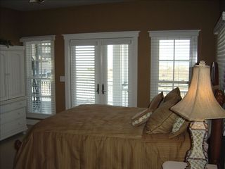 Bald Head Island house photo - Ocean View from This First Floor Queen