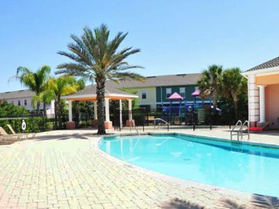 Coral Cay townhome rental - Club House Swimming Pool