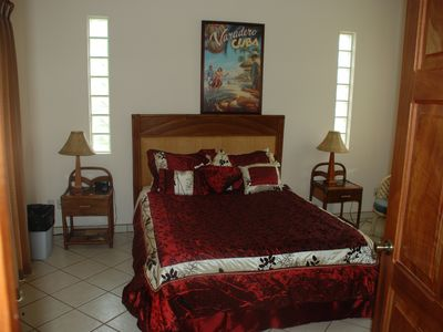 Casita's Queen Bedroom