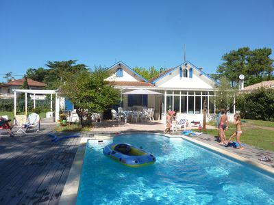 House, 140 square meters, with pool