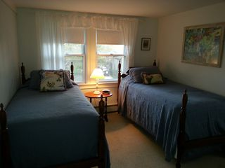 Sagamore Beach house photo - 'Blue' Bedroom (#3)