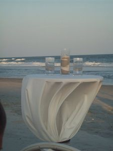 Getting married? Ocean Isle is a great place for a beach wedding!