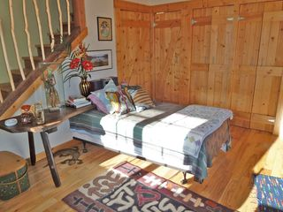 Absarokee cabin photo - Den w/ Single Bed