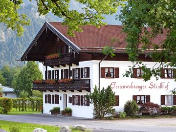 Inzell apartment rental