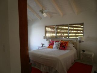 Montserrat villa photo - The master bedroom has 2 full bathrooms.