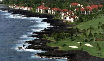 ...On the center of the Kona Coast, is the Oceanfront Community...