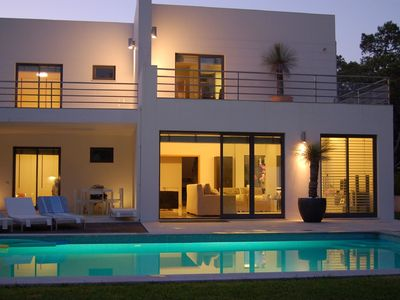 Colares villa rental - Magical evenings