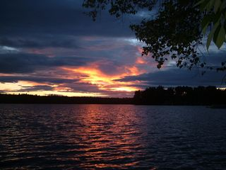 Windham cottage photo - Beautiful sunsets