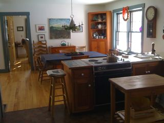 St Johnsbury house photo - Kitchen & Dining