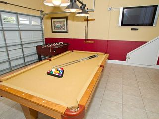 Games room - Emerald Island villa vacation rental photo