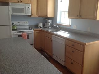 Pentwater cottage photo - Kitchen with dishwasher