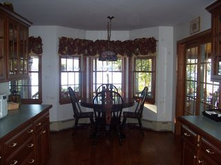 Beech Hill Pond house photo - Breakfast Nook