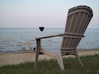 Port Sanilac cottage photo - Summer days at the cottage !!