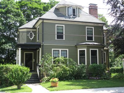 Boston apartment rental - Front of main house.